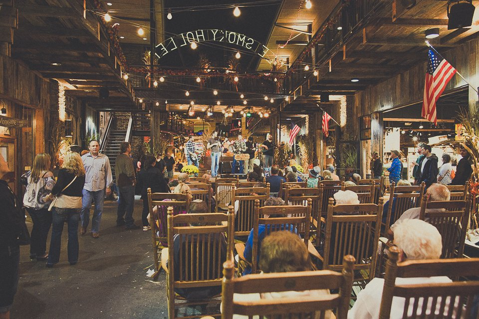 Gatlinburg Things To Do - Ole Smoky Moonshine - Original Photo