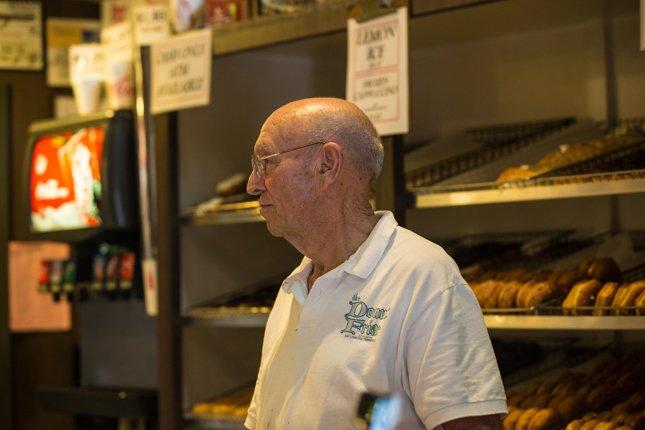 Donut Friar Company Founder