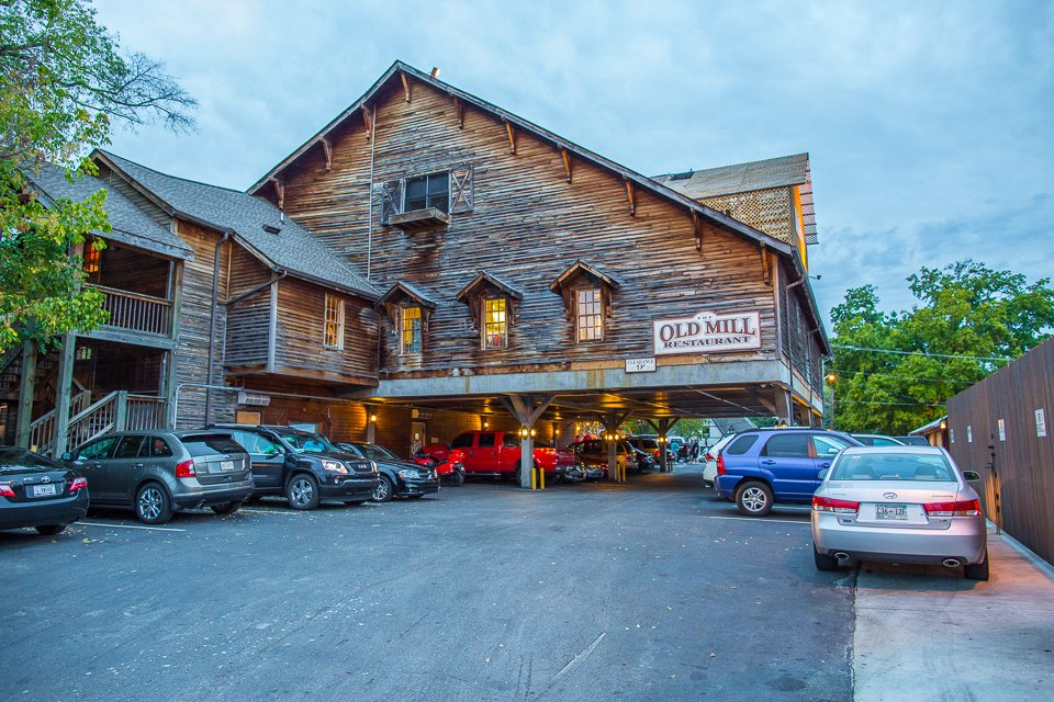 The Mill Restaurant Pigeon Forge Menu