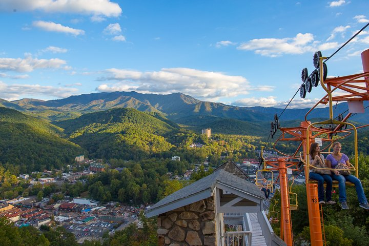 Marvelous Gatlinburg Sky Lift