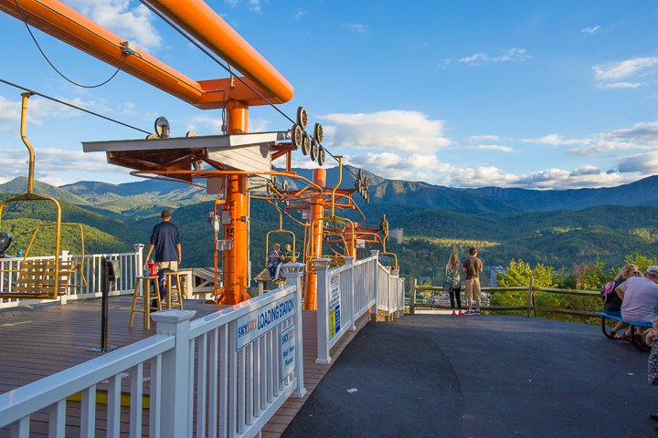 Gatlinburg Sky Lift Photos Pricing Information And Review
