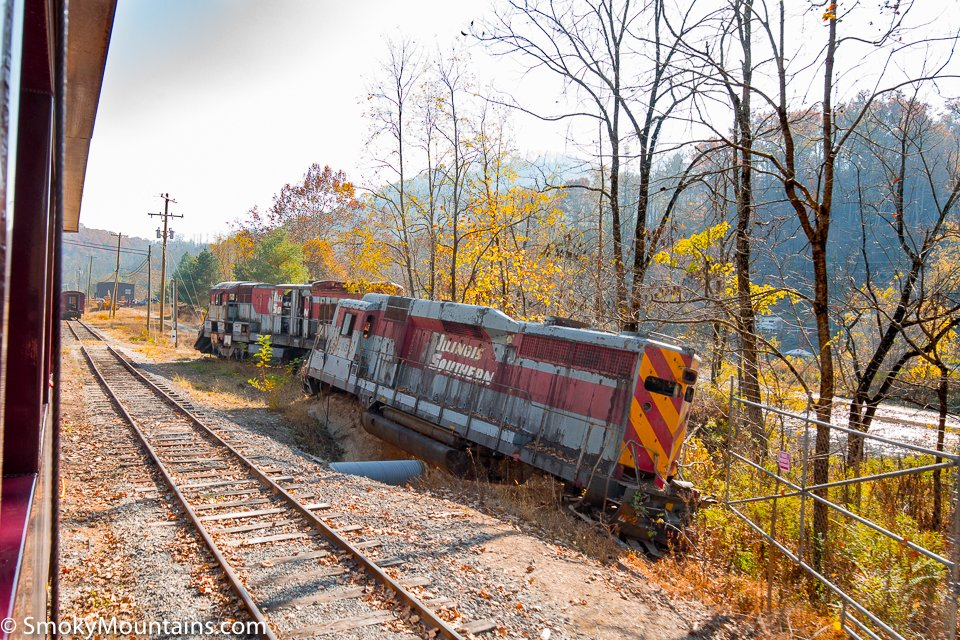 National Park Things To Do - Great Smoky Mountain Railroad: A Relaxing Daytrip - Original Photo
