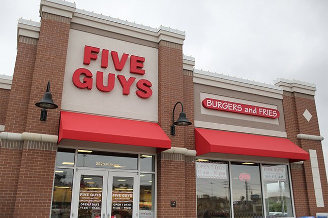 Walden's Landing Five Guys