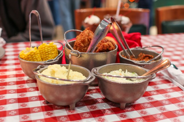 Hatfield & McCoy Dinner Feast