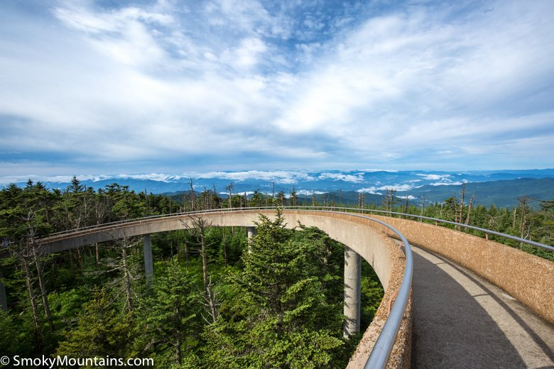 Clingmans Dome Hike | Directions, Weather, and Photos