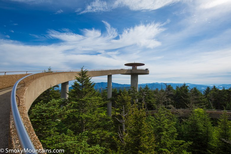 Clingmans Dome Hike Directions Weather And Photos