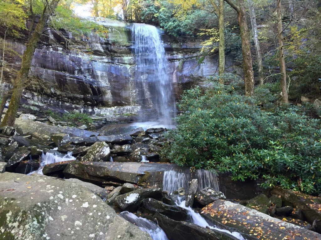National Park Hikes - Rainbow Falls Trail - Original Photo
