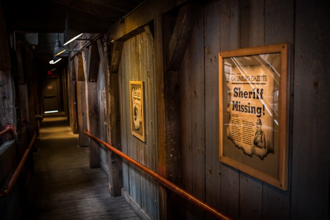 Gatlinburg Things To Do - Ripley's Haunted Adventure - Original Photo