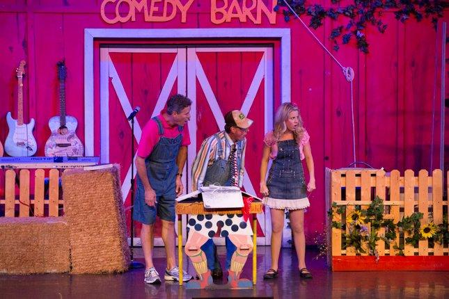Comedy Barn 4