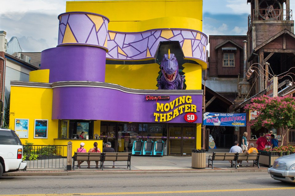Ripley's Moving Theatre
