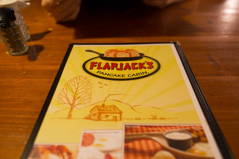 Gatlinburg Restaurants - Flapjack's Pancake Cabin Gatlinburg - Original Photo