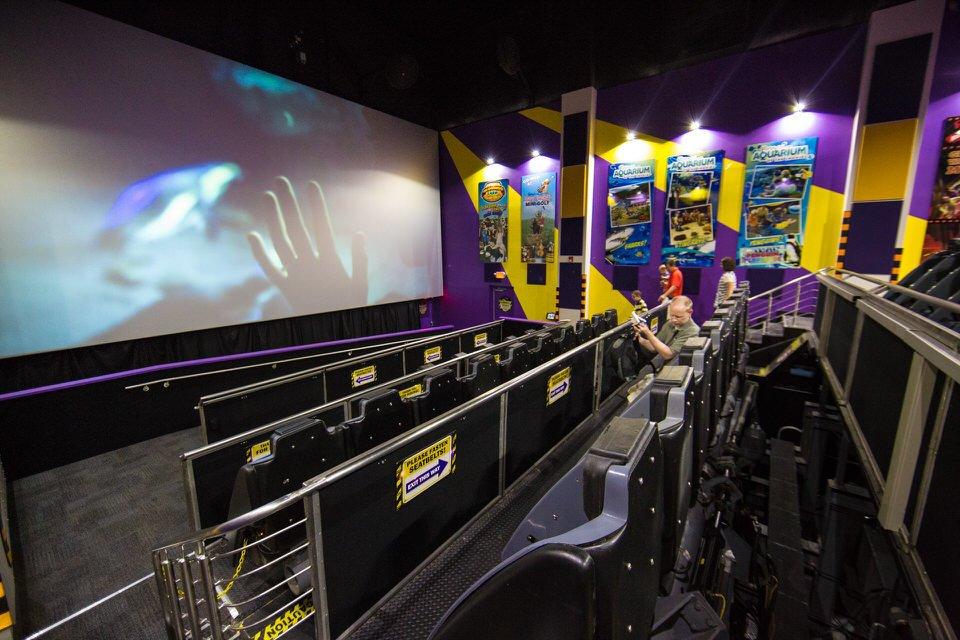 ripleys moving theater gatlinburg review pricing photos