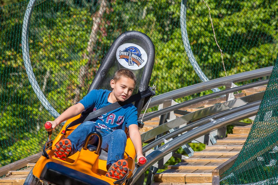 Smoky Mountain Alpine Coaster Review With Photos Amp Prices