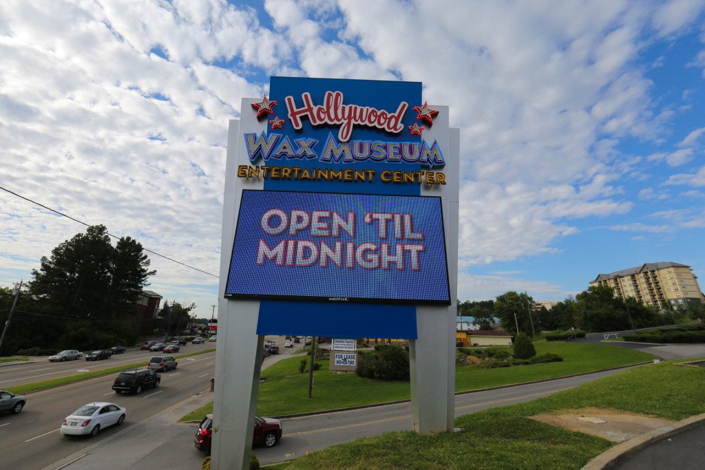 Pigeon Forge Things To Do - Hollywood Wax Museum Pigeon Forge - Original Photo