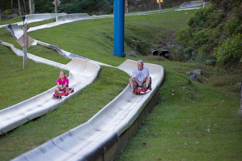 Things To Do Ober Gatlinburg - Alpine Slide - Original Photo