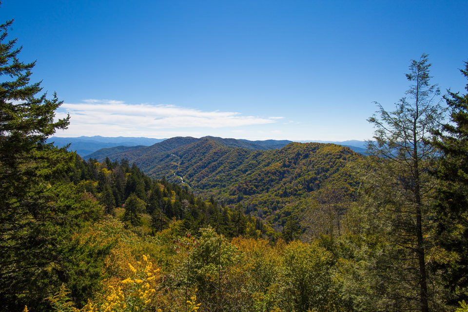 Ravishing Ridge Walks: Four High-Country Trails in Great Smoky Mountains National Park