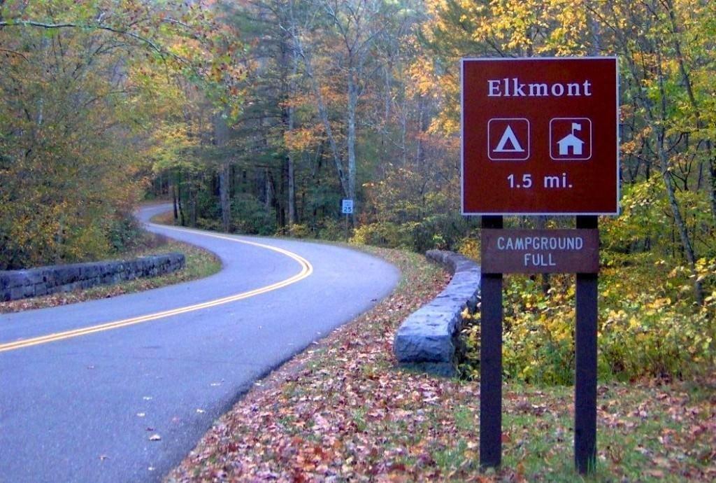 Elkmont Entrance