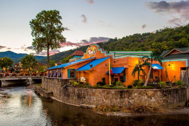 Best Mexican Food In Gatlinburg Tn