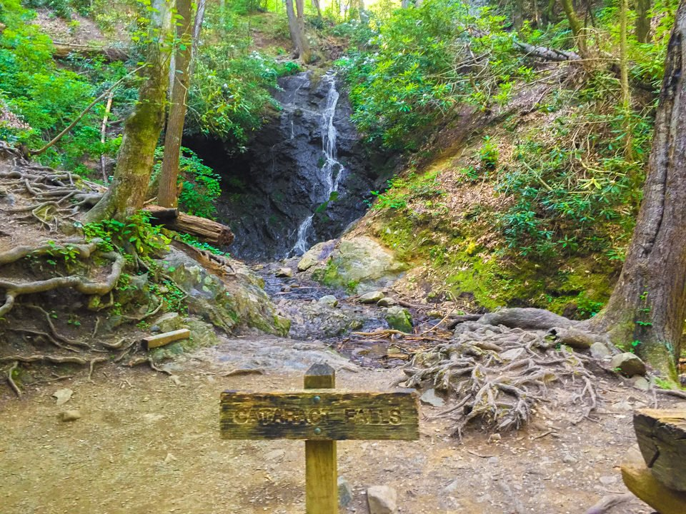 Cataract Falls Hike Near Gatlinburg Review Amp Information
