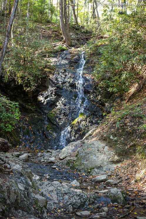 National Park Hikes - Cataract Falls Hike - Original Photo