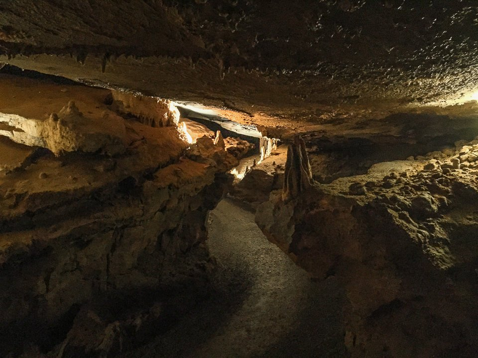 Sevierville Things To Do - Forbidden Caverns - Original Photo