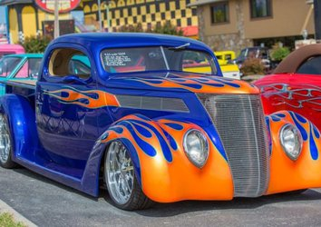 The 2015 Pigeon Forge Rod Run