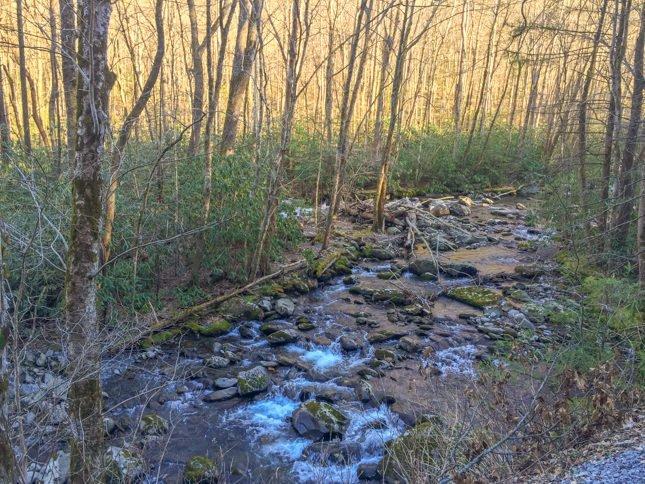 porters creek
