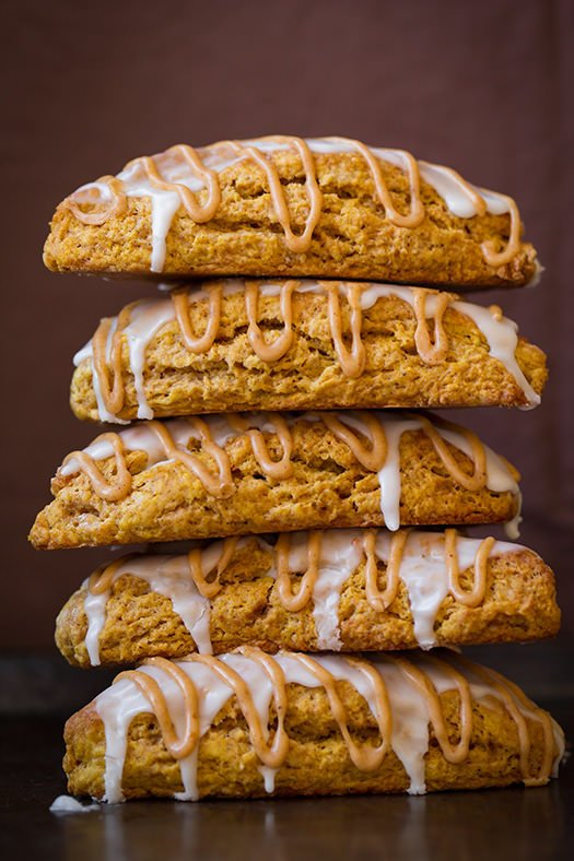 Pumpkin Scones Taste Of The Smokies