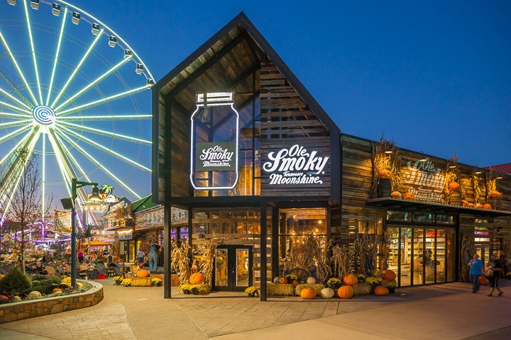 Ole Smoky Moonshine Pigeon Forge Smokymountains Com
