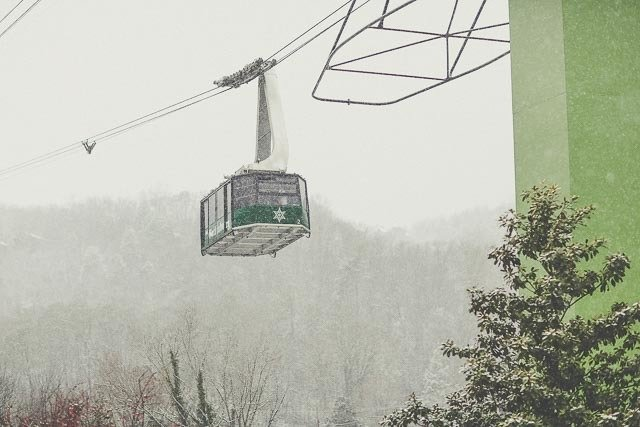 Ober-Gatlinburg-Snow-Air-Tram