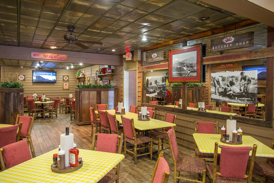 Bones Bbq Joint Smokymountains Com