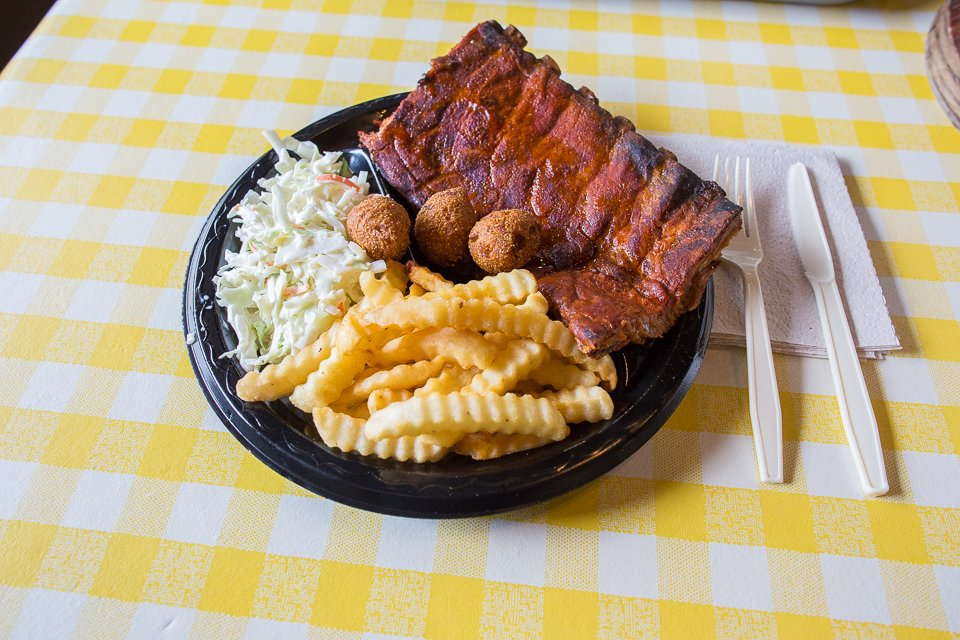 Gatlinburg Restaurants - Bones BBQ Joint - Original Photo