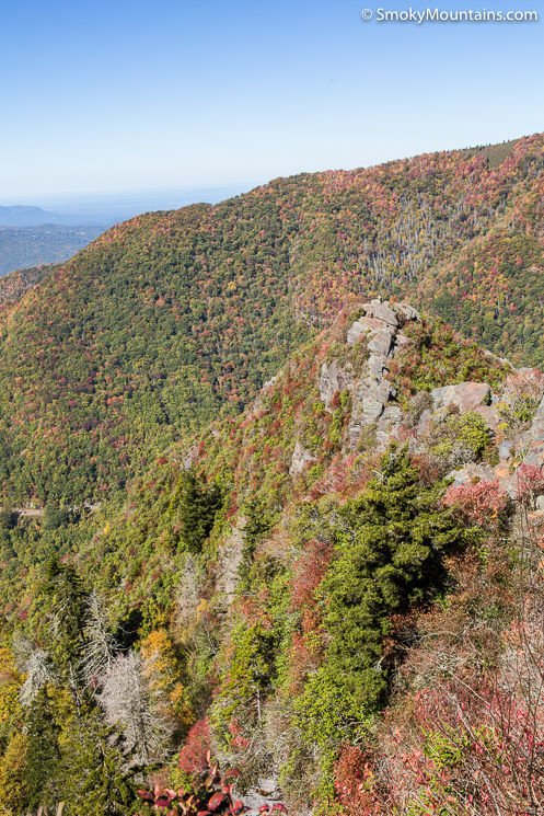 National Park Hikes - Chimney Tops Trail - Original Photo
