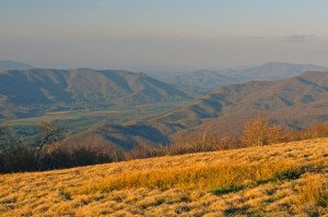Beautiful Vistas on the Gregory Bald Hiking Trail