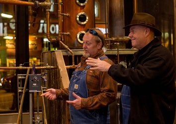 Moonshiners: Mark & Digger @ Sugarlands Distillery
