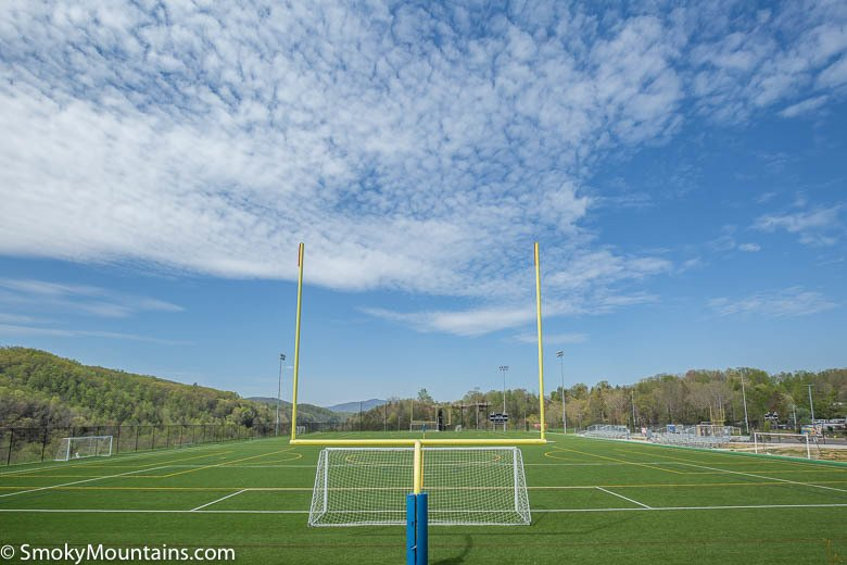 Rocky Top Sports World Goalposts