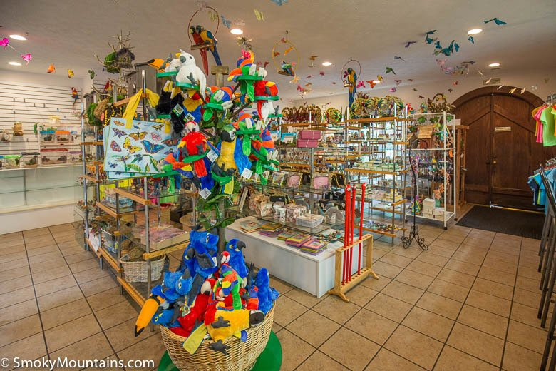Parrot Mountain Gift Shop