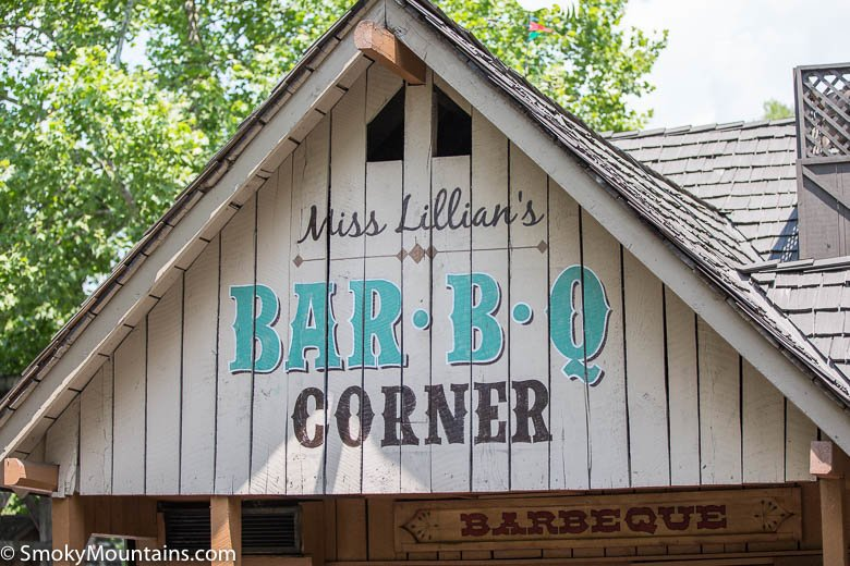 Dollywood Food - Miss Lillian's BBQ Corner - Original Photo