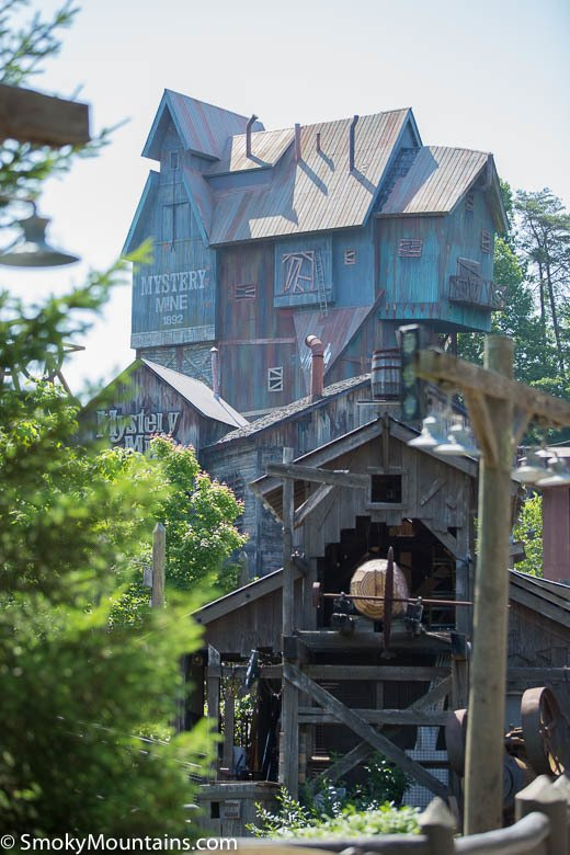 Mystery Mine Dollywood Review W Photos Amp Information
