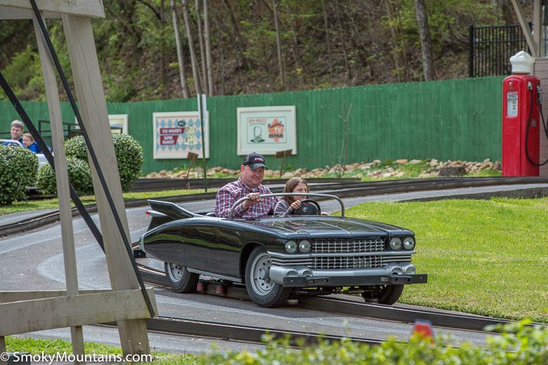 Dollywood Rides - Rockin' Roadway - Original Photo