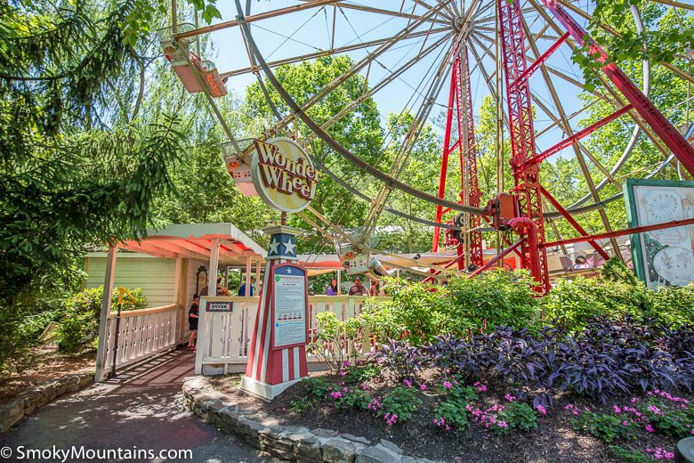 Dollywood Rides - Wonder Wheel - Original Photo