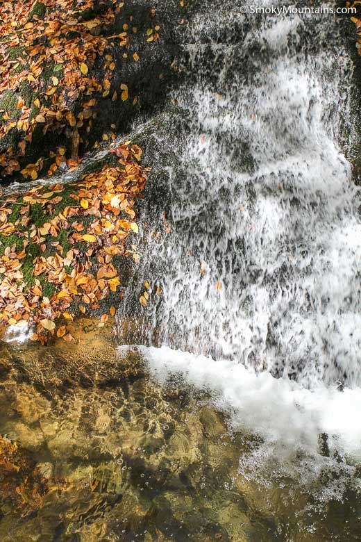 National Park Hikes - Chasteen Creek Cascade Trail - Original Photo