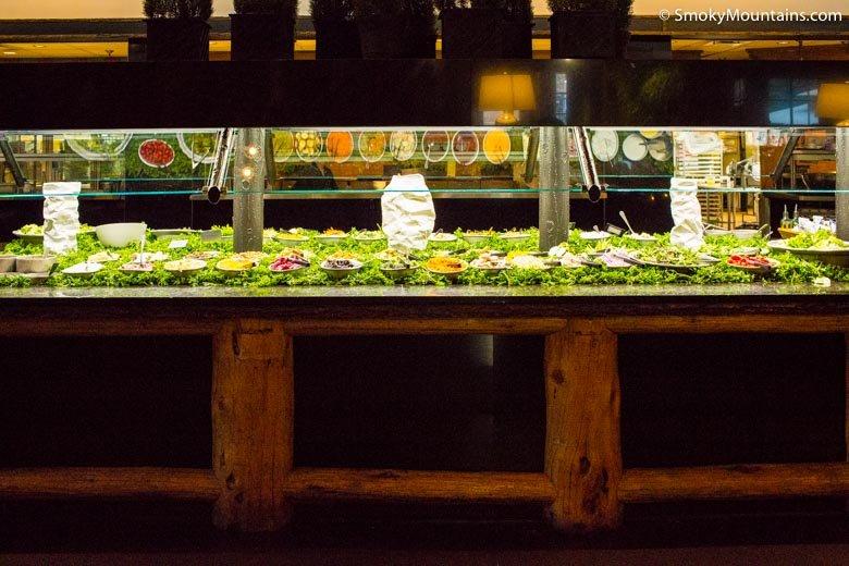 Gatlinburg Restaurants - The Park Grill - Original Photo