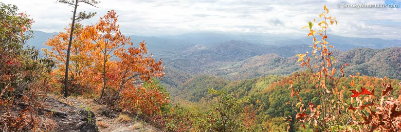 National Park Hikes - Lonesome Pine Overlook Trail - Original Photo