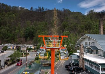 Gatlinburg Sky Lift Reopens!