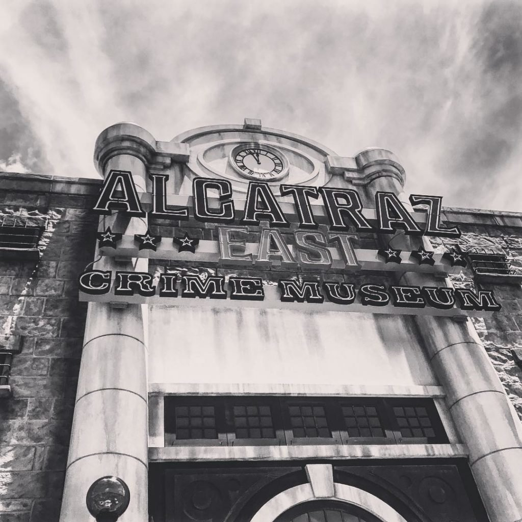 Pigeon Forge Things To Do - Alcatraz East - Original Photo