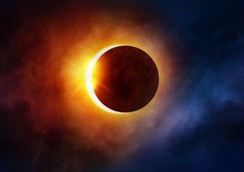 2017 Smoky Mountains Solar Eclipse