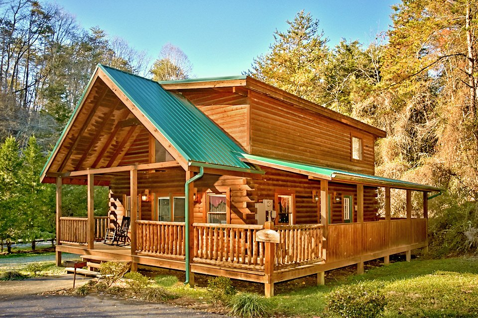 Great deal on pigeon forge cabin