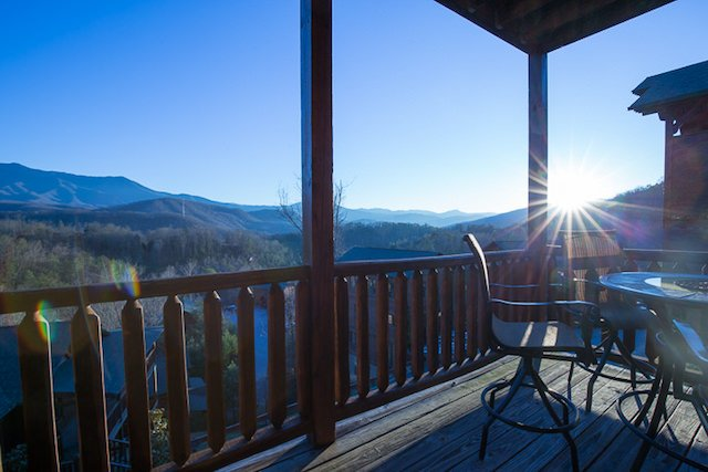Million Dollar View in Gatlinburg Falls Resort