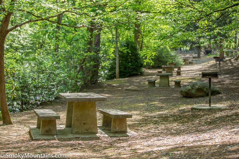 Mynatt Park Gatlinburg Picnic Spot